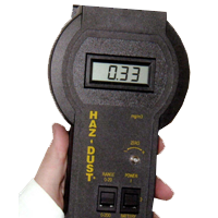 PM-10 PERSONAL PARTICULATE MONITOR HD-1100
