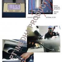 PORTABLE EXHAUST GAS ANALYZER TYPE EMS5002