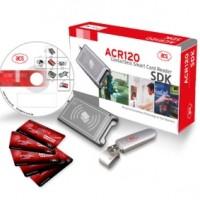 ACR120U, Smart Card Reader Writer RFID Card Contactless