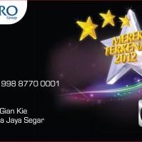 Cetak Kartu Member / Barcode