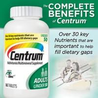 Discount 30 % Centrum Multivitamin Regular Vitaminnya Orang Muda Yang Beraktivitas Tinggi.