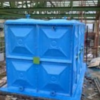 Tangki Air Panel