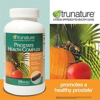 Trunature Prostate Health Complex Promotes & Helps Maintain Both Healthy Prostate & Urinary In Men.