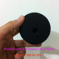 READY STOCK WINDSCREEN FO SOUND LEVEL METER, JUAL WINSCREEN SOUND LEVEL METER