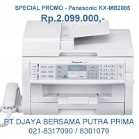 Fax Panasonic Terbaru KX-MB2085 = Rp.2.099.000,-