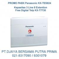 PABX Panasonic KX-TES824 : 021-8317090