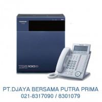 PABX Panasonic KX-TDA100 : 021-8317090