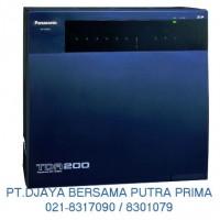 PABX Panasonic KX-TDA200 : 021-8317090