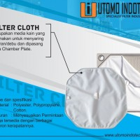 FILTER CLOTH Kain filter