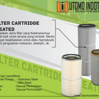 DUST FILTER CATRIDGE