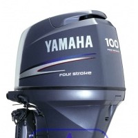 Jual Motor Tempel Yamaha 100HP ( 4 stroke )
