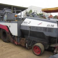 Asphalt Finisher Nigata NFB6W-2. Wide 6 mtr. Ex JAPAN !