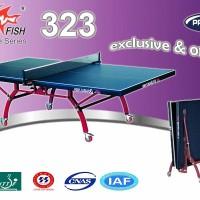 Tenis Meja Pingpong DOUBLE FISH 323