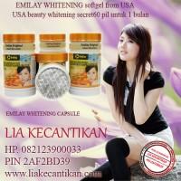 EMILAY WHITENING CAPSULE (082123900033)