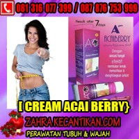 CREAM ACAI BERRY [081316077399] dapat mendecreasi lemak dalam tubuh BB. 28dc4599