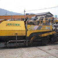 Asphalt Finisher Sumitomo HA60C-2. Wide 6 mtr. Ex JAPAN !