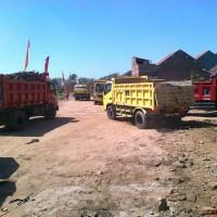 Urugan Puing murni, Tanah Merah, Urugan Puing & Tanah di Jakarta Selatan Tlp: | 0822-9807-1464