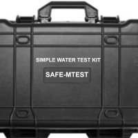 SIMPLE WATER TEST KIT || SAFE-MTEST