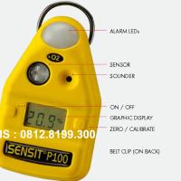 OXYGEN GAS DETECTOR P100