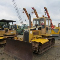 Bulldozer Caterpillar D5C-III. Ex JAPAN