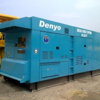 Generator Sets Denyo DCA800SPM. Kap 800kva. Build Up!