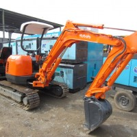 Mini Excavator Kubota U30. Ex JAPAN !