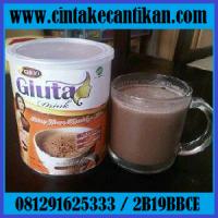 GLUTA DRINK 081291625333 minuman kesehatan dr bahan alami