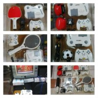 Game maxon, sport, mirip wii stick weleres 1 set, 1 model acc