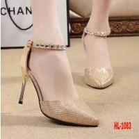 Goldy heel