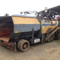 Asphalt Finisher Mitsubishi MF44WD. Wide 4,5 mtr. Ex JAPAN !