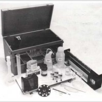 Cholinesterase Test Kit