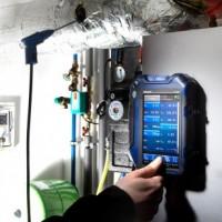 HANDHELD FLUE GAS ANALYZER A550