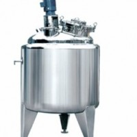 Double Jaket Mixer