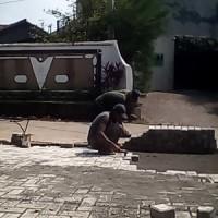 Jasa Tukang Bongkar Pasang Paving Block Perumahan, Pool Taksi, Halaman Masjid, Sekolah, Perkantoran