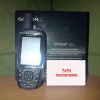 Garmin GPSmap 62sc, with 3-axis Compass and Built-in Camera 5 MP