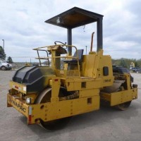 Tandem Roller Dynapac CC211. Kap 6-8 ton. Ex JAPAN !