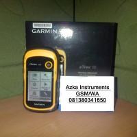 Garmin Etrex 10, GPS Untuk Pemula