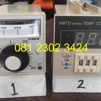 Thermo Control Mesin Continuous Sealer FRB 770, Control Box Mesin Band Sealer SF150