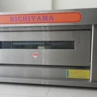 Mesin Oven Deck Roti Merk Nichiyama, Mesin Oven Roti 1 deck, 2 rak deck, 3 rak deck