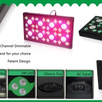 herifi led grow light full spectrum special for indoor plant growth