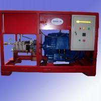 Pompa Hydrotest 500 Bar - 41 L/M -
