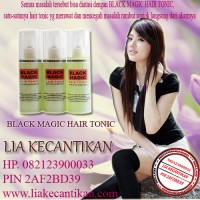 BLACK MAGIC HAIR TONIC KEMIRI [082123900033] 2AF2BD39