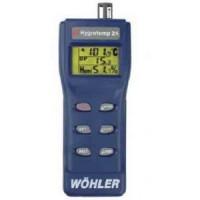Portable Thermo-hygrometer (IR-24) Wohler