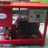 Pompa Water Jet Cleaning Pressure 500 bar PT Solusi Jaya