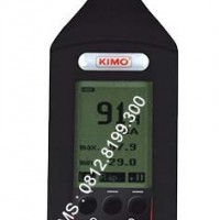 SOUND LEVEL METER INTEGRATING DB100 KIMO INSTRUMENTS, ALAT UJI KEBISINGAN SUARA