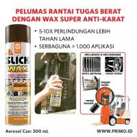 Pelumas Rantai + Wax Super Anti Karat PRIMO SLICK WAX 300 ml