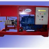 Jual Pompa Water Jet Cleaner 500 Bar With Elektro Motor