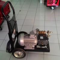 Jual Pompa Hydrotest 250 Bar Solusi Jaya Hawk Pump