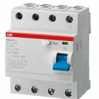 RESIDUAL CURRENT DEVICES ABB