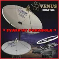 Toko Antena Parabola I Jual + Jasa Pasang Parabola Di Pluit I Jakarta Utara